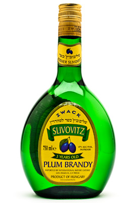 ZWACK SLIVOVITZ 3YRS PLUM BRANDY 750ml-0