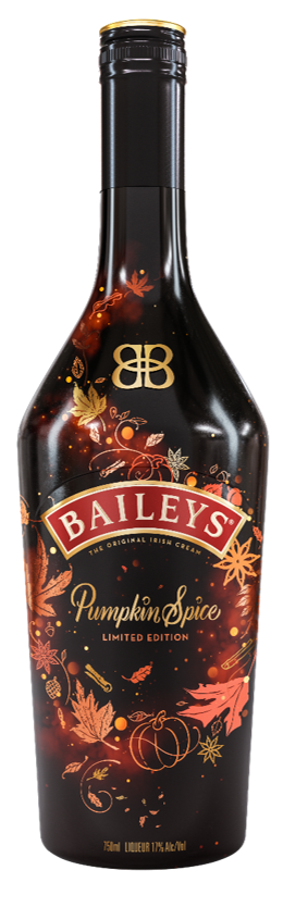 BAILEYS PUMPKIN SPICE IRISH CREAM 750ml-4940