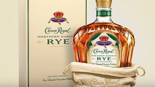 CROWN ROYAL NORTHERN HARVEST RYE 750ml-4957