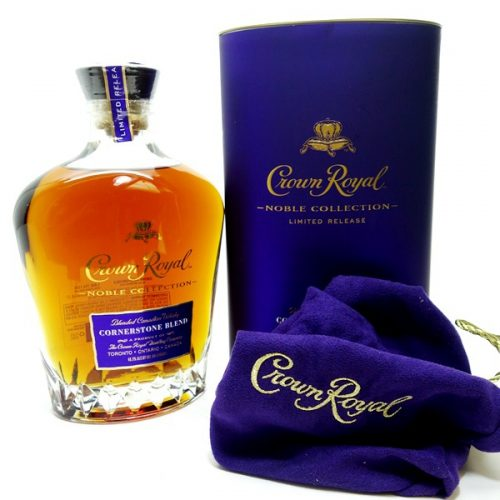 CROWN ROYAL CORNERSTONE BLEND 750ml-4954