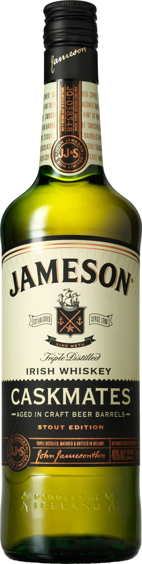 JAMESON CASKMATES STOUT EDITION 750ml-4964