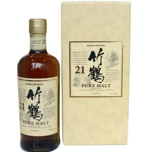 NIKKA 21YRS TAKETSURU 750ml-4994