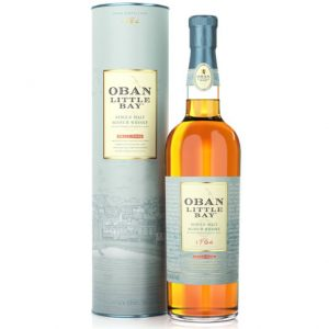 OBAN LITTLE BAY SMALL CASK SINGLE MALT 750ml-4999