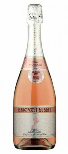 BAREFOOT PINK MOSCATO SPARKLING 750ml-5072