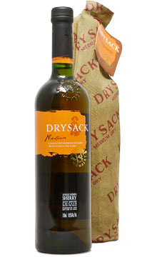 DRY SACK MEDIUM SHERRY 750ml-0