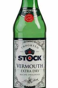 STOCK EXTRA DRY VERMOUTH 750ml-5038