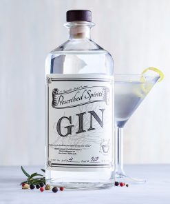 Prescribed Gin